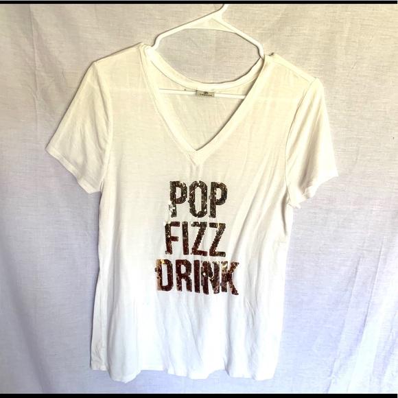 Versona Tops - < Pop Fizz Drink 🍷 >